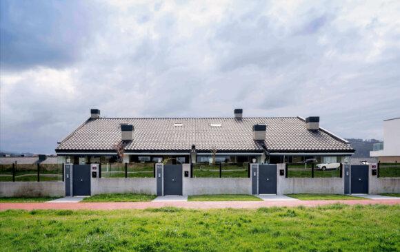 4 viviendas en Goiko Estarta, Sopela