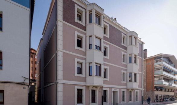 Maria Eugenia eraikina: Algortako etorbidea 52, Getxo